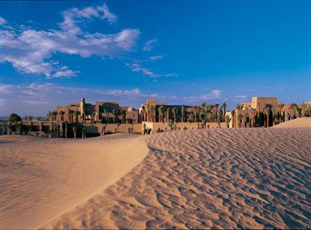 Bab Al Shams Staycation Offer in Abu Dhabi