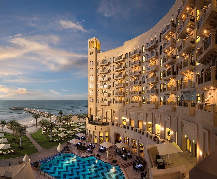 Bahi Ajman Palace Hotel Staycation offer