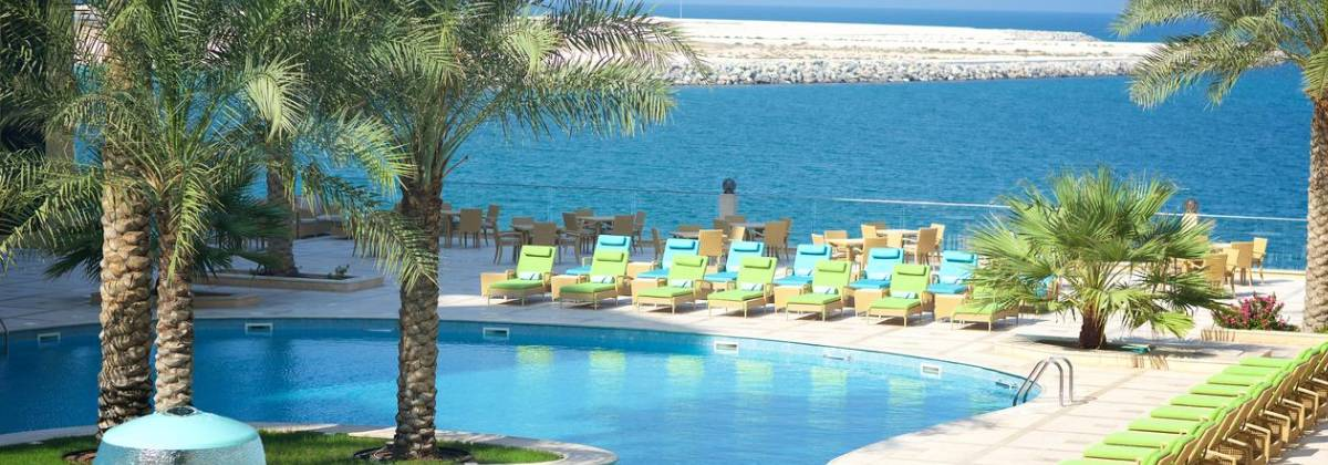 Marjan Island Resort & Spa staycation Deals