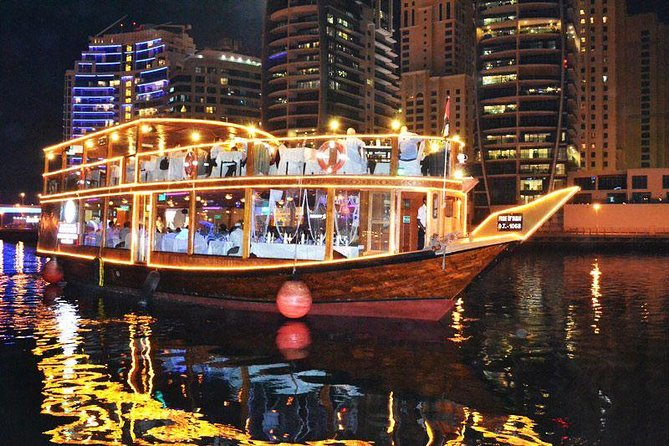 Dubai Dhow Cruise Tours